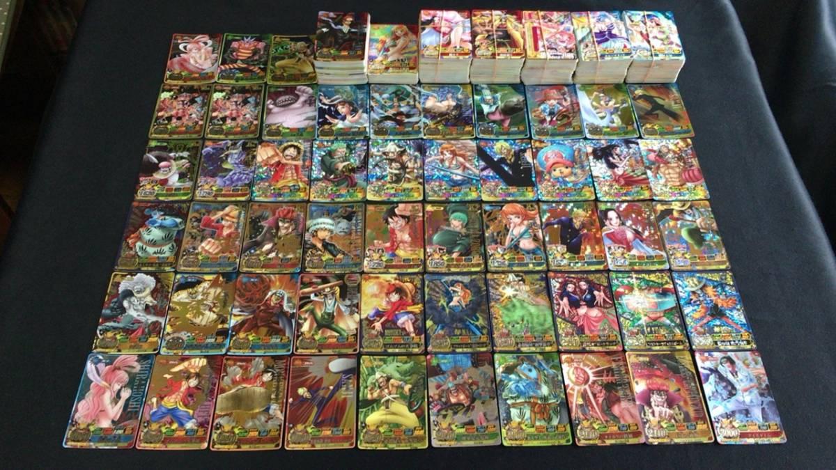 ONEPIECE ワンピース ベリーマッチIC キラ含む カード 大量 セット