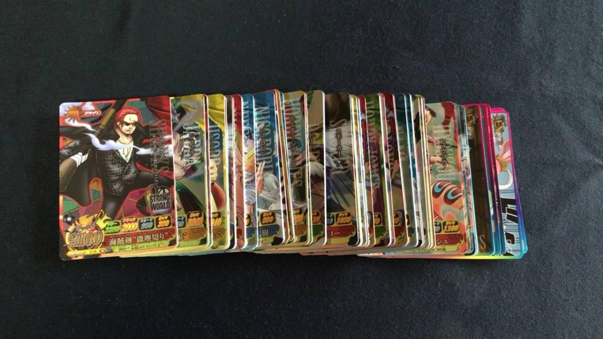 ONEPIECE ワンピース ベリーマッチIC キラ含む カード 大量 セット_画像10