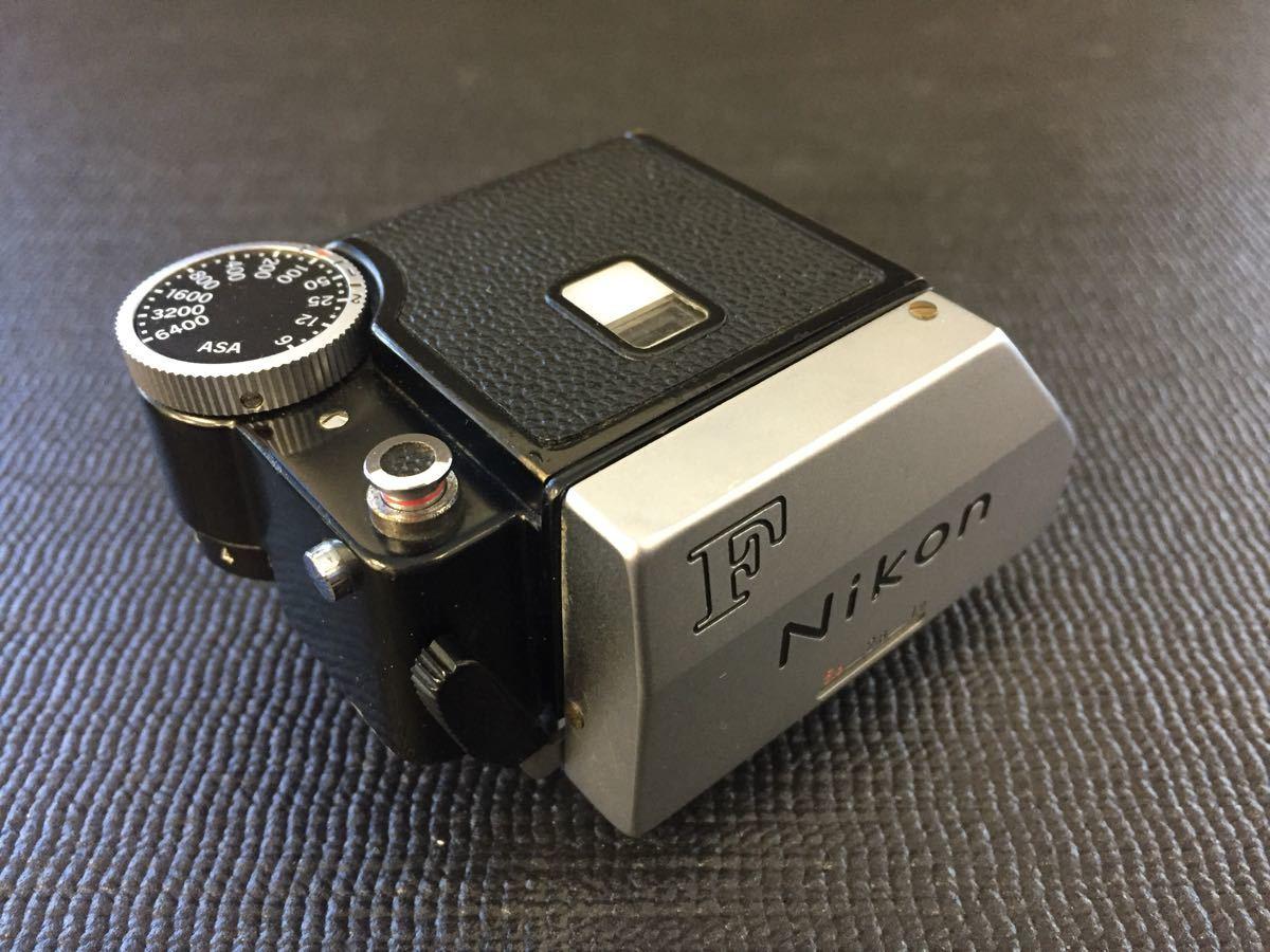 FTnファインダー【Nikon ニコンF フォトミック】703万番台◆NIKKOR-S・C Auto1:1.2 f=55mm◆一眼レフカメラレンズセット◆雄_画像8