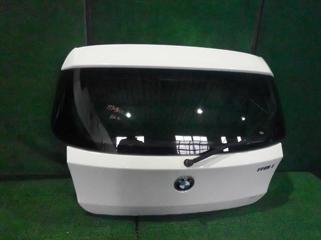 H18/05BMW BMW E87 1シリーズUF16■リアゲート/バックドアAssy■■梱包サイズ2L■13588860■730342_画像1