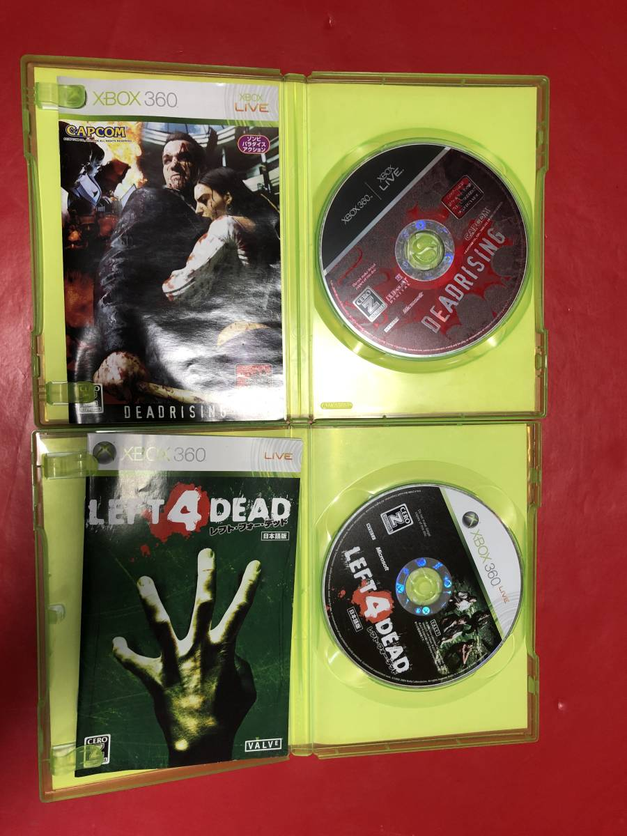 レフト・フォー・デッド 日本語版 LEFT 4 DEAD デッドライジング セット お得品 大量出品中!_画像2