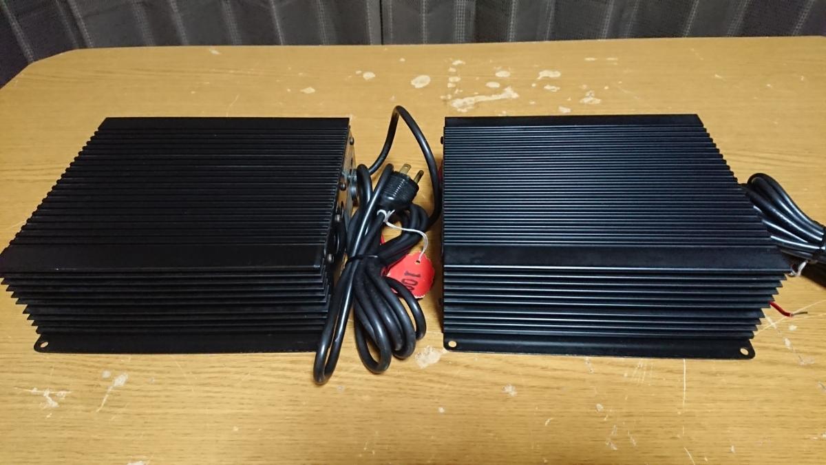 JBLモノラルパワーアンプ UREI 6210 2台セット動作品です!_画像6