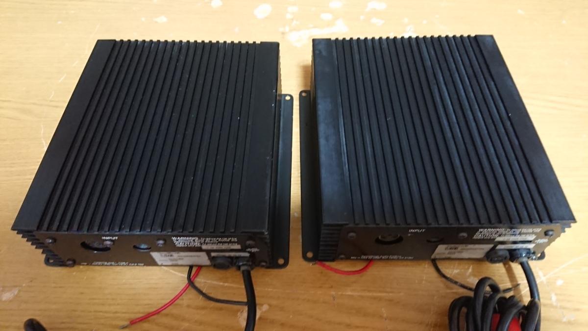 JBLモノラルパワーアンプ UREI 6210 2台セット動作品です!_画像10