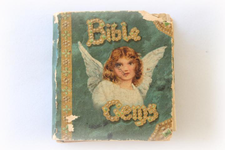 ■ アンティーク絵本「Bible Gems」(聖書の宝石)/12冊セット/Sale ■_画像2