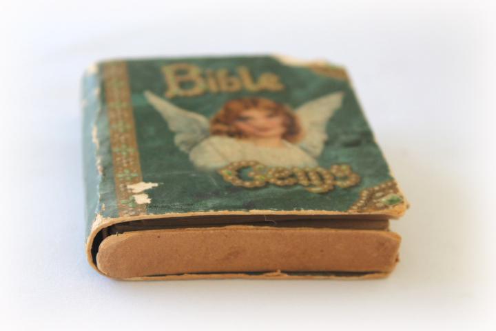 ■ アンティーク絵本「Bible Gems」(聖書の宝石)/12冊セット/Sale ■_画像3