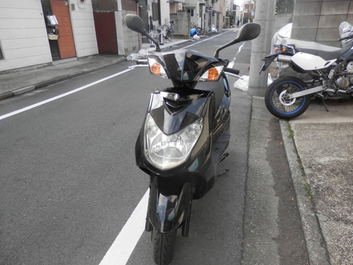 ■東京から ヤマハ シグナス 125 台湾製■_画像2