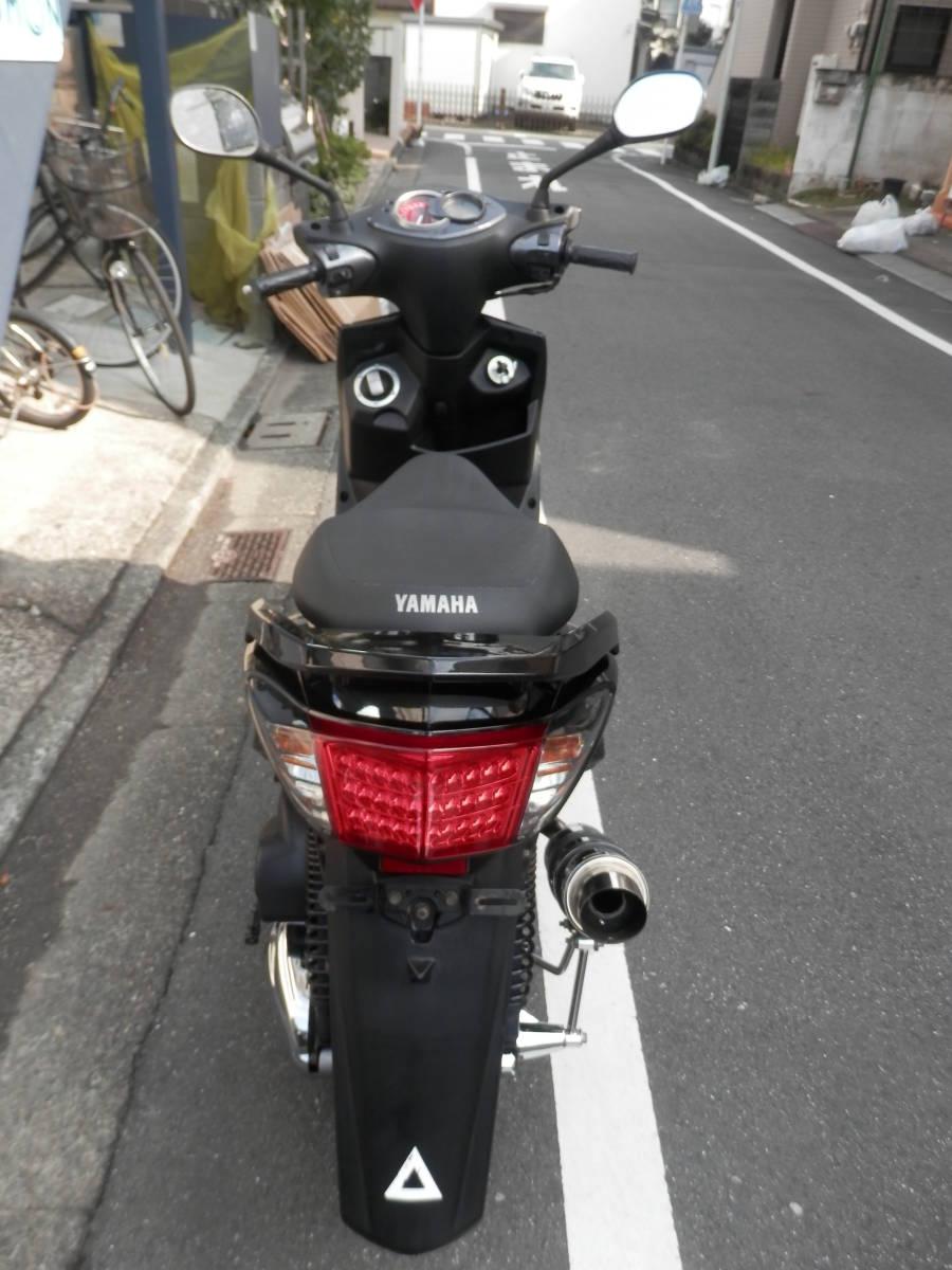 ■東京から ヤマハ シグナス 125 台湾製■_画像4