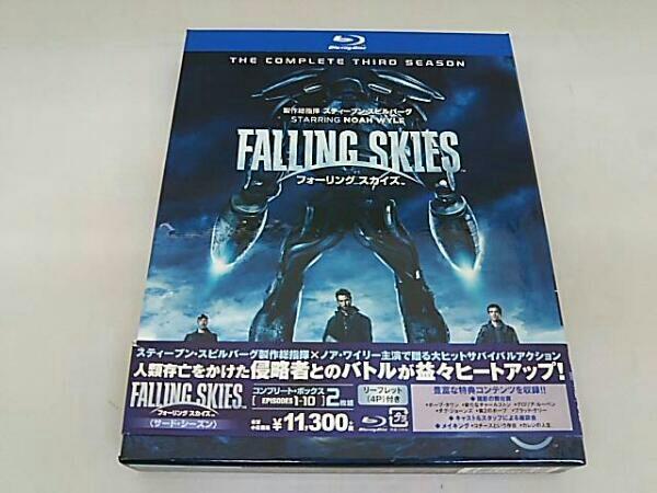 フォーリング・スカイズ<サード・シーズン>コンプリート・ボックス(Blu-ray Disc)_画像1