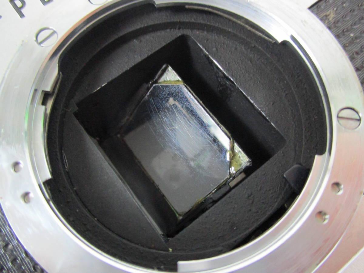 OLYMPUS オリンパス PEN F ペン 一眼レフ フィルムカメラ レンズ F.Zuiko Auto-S F1.8 38mm 大ReB46 1219 2_画像6