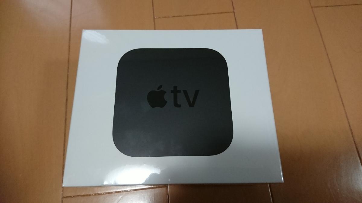 【新品未開封】Apple TV 4K 64GB【送料無料】