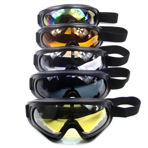 m492 オートバイ アクセサリー スキー スノーボード 防塵 メガネ サングラス レンズ フレームゴーグル 多機能 高品質 1円_画像2
