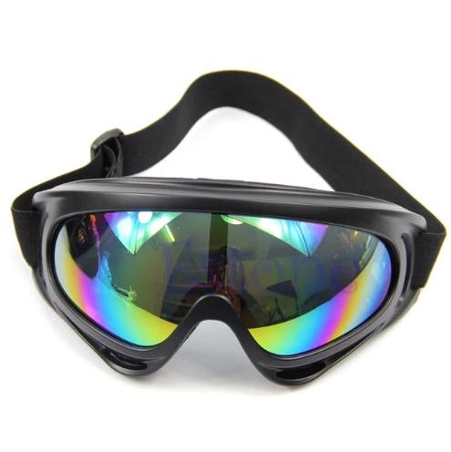 m492 オートバイ アクセサリー スキー スノーボード 防塵 メガネ サングラス レンズ フレームゴーグル 多機能 高品質 1円_画像10