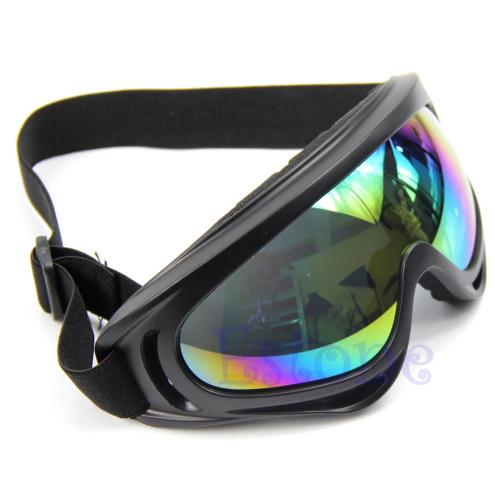 m492 オートバイ アクセサリー スキー スノーボード 防塵 メガネ サングラス レンズ フレームゴーグル 多機能 高品質 1円_画像6