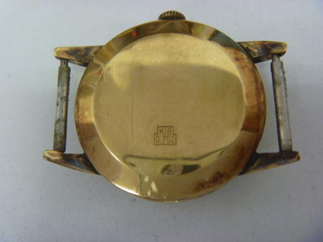 LONGINES ロンジン K18 手巻き 腕時計 ジャンク_画像2