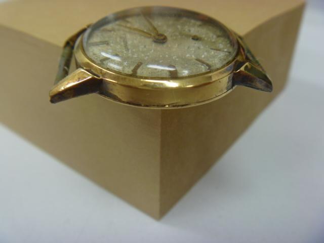 LONGINES ロンジン K18 手巻き 腕時計 ジャンク_画像8