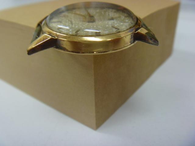 LONGINES ロンジン K18 手巻き 腕時計 ジャンク_画像9