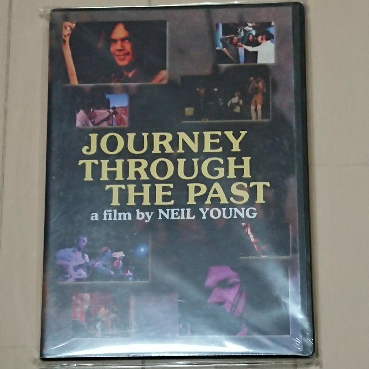 Neil young journey through the past DVD_画像1