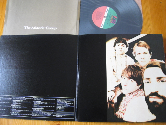 THE RASCALS' GREATEST HITS◇ラスカルズ♪TIME PEACE◇Felix Cavaliere◇'68年米盤LP!_画像2