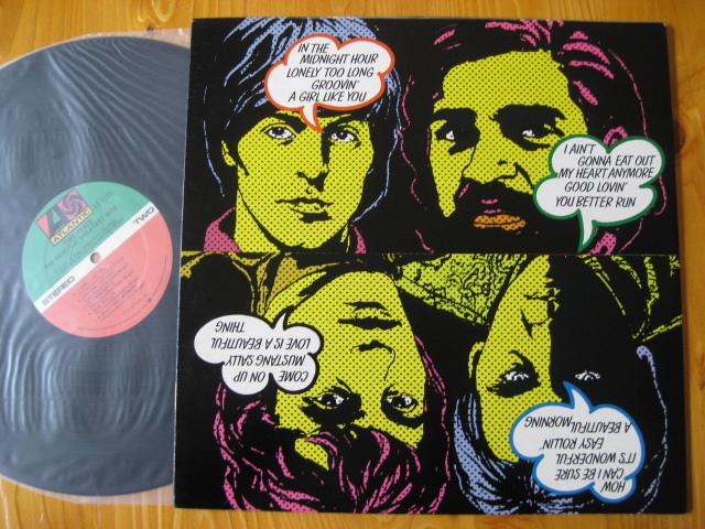 THE RASCALS' GREATEST HITS◇ラスカルズ♪TIME PEACE◇Felix Cavaliere◇'68年米盤LP!_画像3