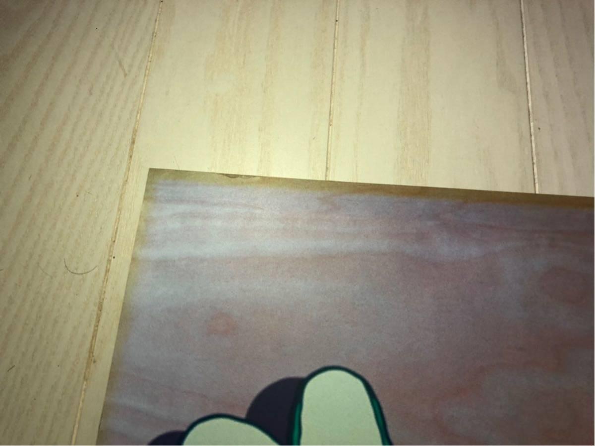 2003年BAPE GALLERY開催「KAWS EXHIBITION ORIGINAL FAKE」ポスター_画像2