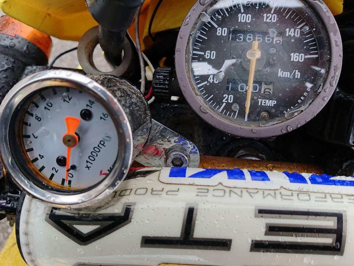 希少2ストトレール スズキ TS200R 動画有り おまけ多数 検索 CRM ランツァ KDX RMX _画像5