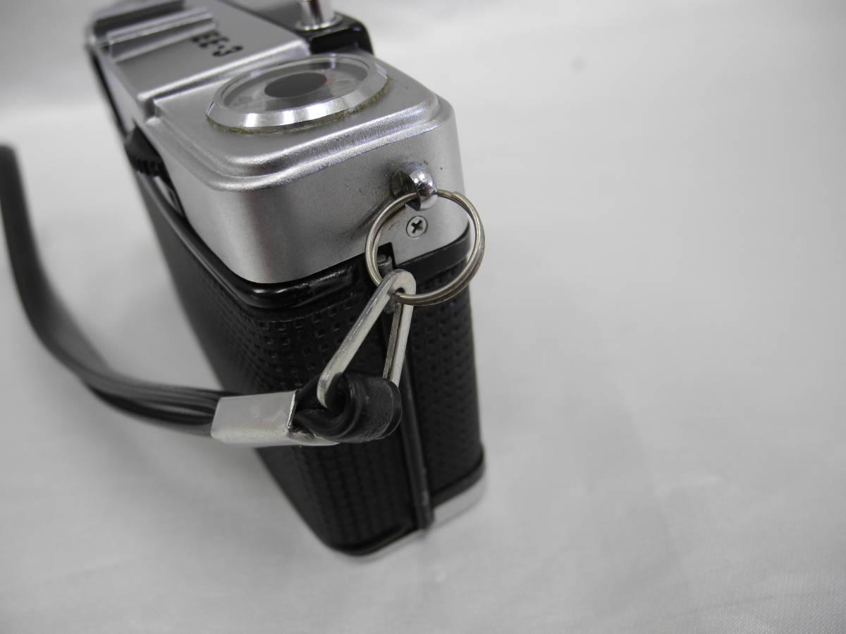 (53)☆オリンパス☆OLYMPUS-PEN EE-3 フイルムカメラ 1:3.5 f=28mm♪ _画像8