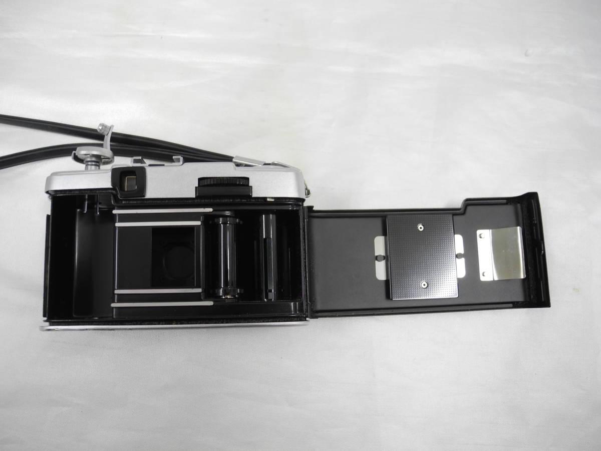 (53)☆オリンパス☆OLYMPUS-PEN EE-3 フイルムカメラ 1:3.5 f=28mm♪ _画像9
