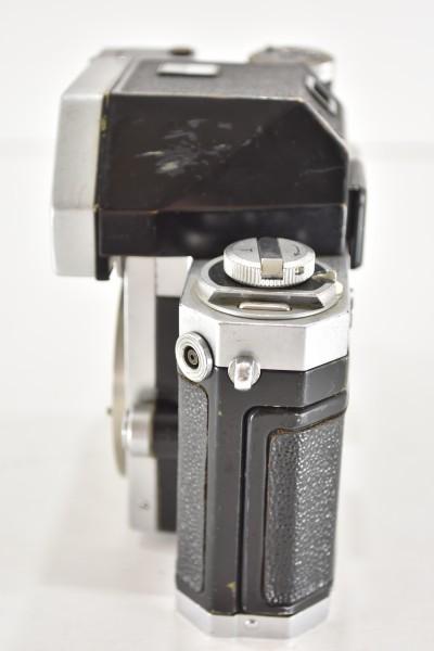 ニコン F Nikon フィルムカメラ 一眼レフ フォトミック 富士山マーク 前期型 シルバー ボディ マニュアルフォーカス DAI-955_画像6