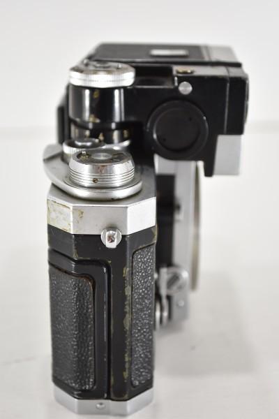 ニコン F Nikon フィルムカメラ 一眼レフ フォトミック 富士山マーク 前期型 シルバー ボディ マニュアルフォーカス DAI-955_画像7
