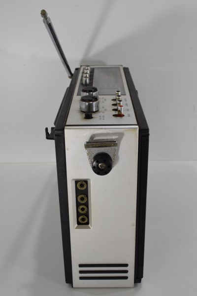 動確 当時物 National ナショナル RF-868 ワールドボーイ2000GX ラジオ Panasonic 松下電器 昭和レトロ DAI-982_画像5