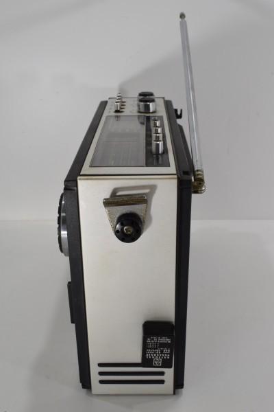 動確 当時物 National ナショナル RF-868 ワールドボーイ2000GX ラジオ Panasonic 松下電器 昭和レトロ DAI-982_画像3