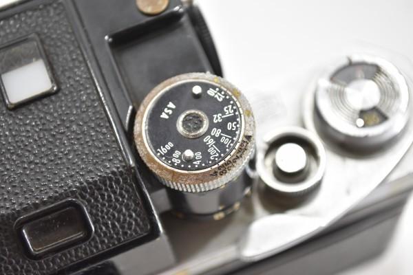 ニコン F Nikon フィルムカメラ 一眼レフ フォトミック 富士山マーク 前期型 シルバー ボディ マニュアルフォーカス DAI-955_画像10