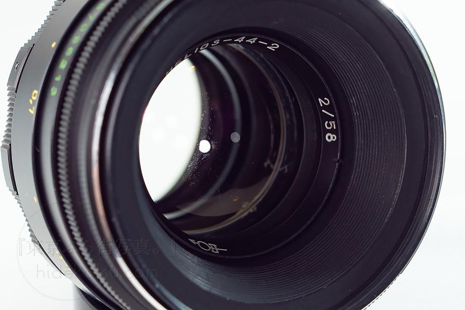 ぐるぐるボケのヘリオス【分解清掃済み・撮影チェック済み】Helios 44-2 58mm F2.0 各社用マウントアダプタ選べます_92h_画像4