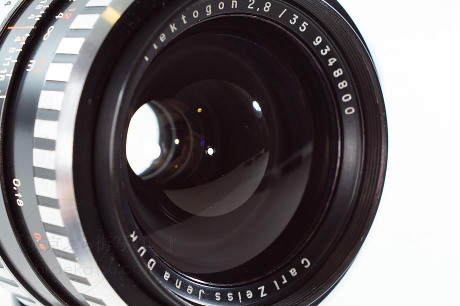 銘玉フレクトゴン 35mm ゼブラ【分解清掃済み・撮影チェック済み】Carl zeiss jena / Flektogon F2.8 35mm M42_54f_画像5