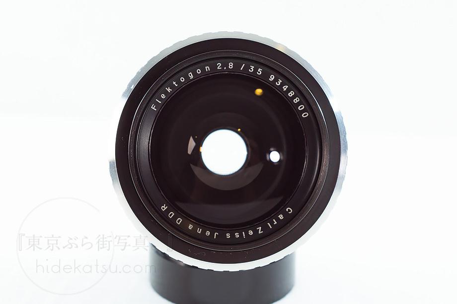 銘玉フレクトゴン 35mm ゼブラ【分解清掃済み・撮影チェック済み】Carl zeiss jena / Flektogon F2.8 35mm M42_54f_画像3