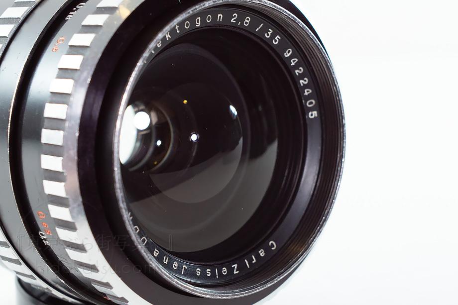 銘玉フレクトゴン 35mm ゼブラ【分解清掃済み・撮影チェック済み】Carl zeiss jena / Flektogon F2.8 35mm M42_53f_画像5