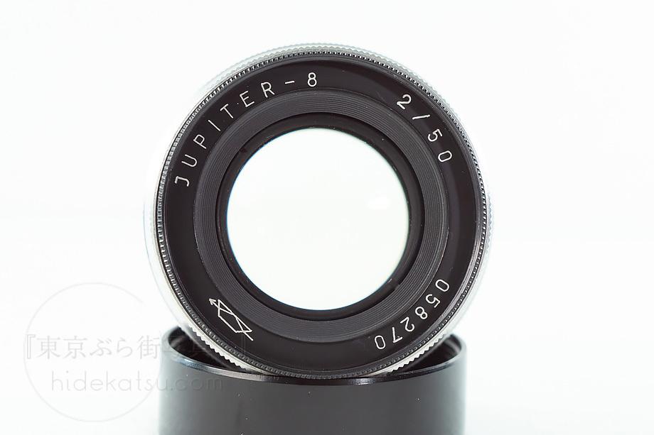 ジュピター8 シルバー【分解清掃済み・撮影チェック済み】Jupiter-8 50mm F2.0 L39(Leica L)マウント各社ミラーレス用あり_47e_画像3