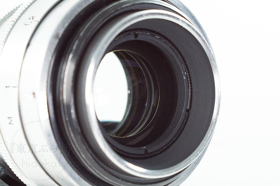 ジュピター8 シルバー【分解清掃済み・撮影チェック済み】Jupiter-8 50mm F2.0 L39(Leica L)マウント各社ミラーレス用あり_47e_画像5