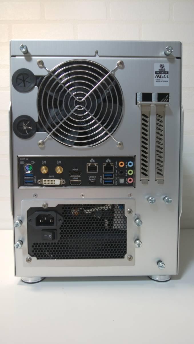 自作PC Core i7-6700 4.0GHz メモリ16GB SSD512GB+HDD Windows10Pro64Bit_画像3