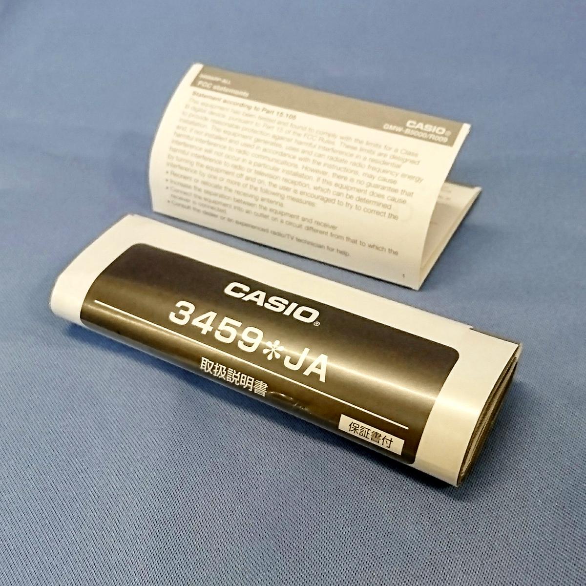 新品 撮影開封のみ 未使用 CASIO G-SHOCK 35周年記念限定モデル フルメタル GOLD ゴールド Gショック GMW-B5000TFG-9JR 正規品_画像7