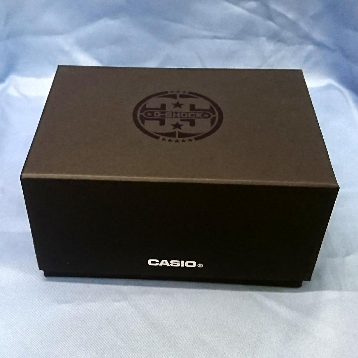 新品 撮影開封のみ 未使用 CASIO G-SHOCK 35周年記念限定モデル フルメタル GOLD ゴールド Gショック GMW-B5000TFG-9JR 正規品_画像5