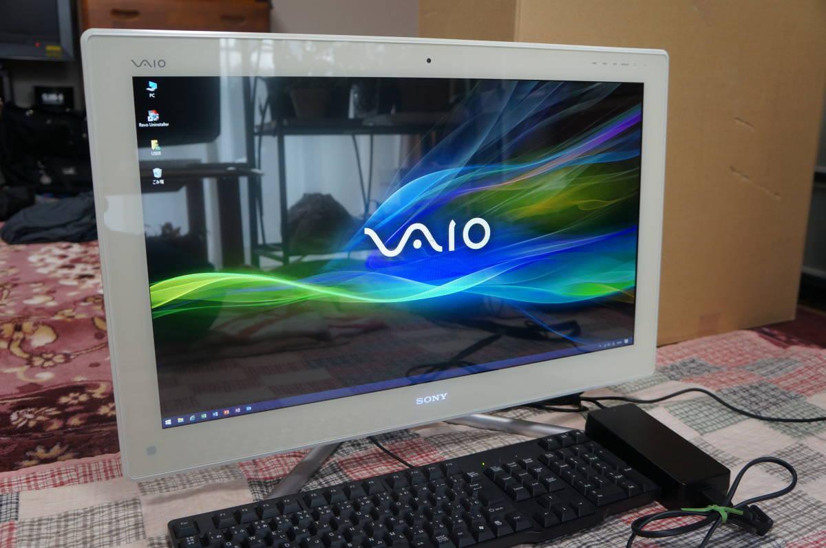 ソニーSONY VAIO Lシリーズ VPCL24AJ Core i7 GPU nVIDIA GeForce GT 540M 4GB 1TB リカバリー領域あり
