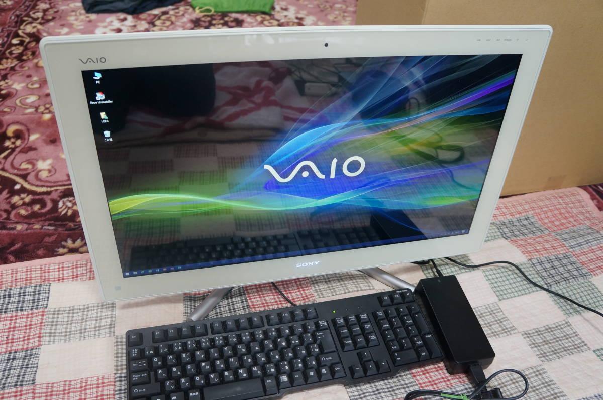 ソニーSONY VAIO Lシリーズ VPCL24AJ Core i7 GPU nVIDIA GeForce GT 540M 4GB 1TB リカバリー領域あり_画像9