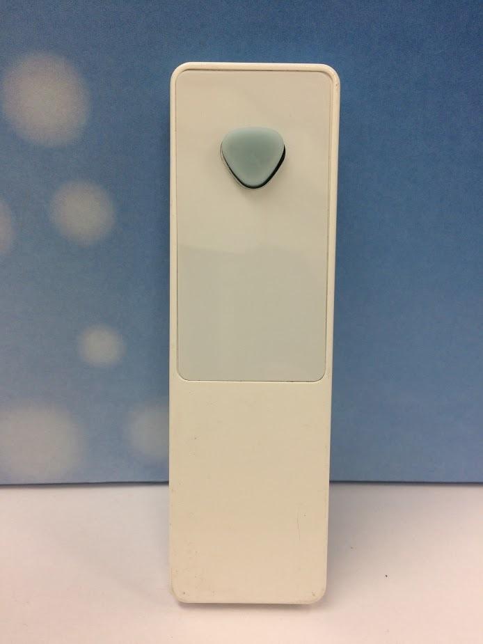 赤外線式 照明用リモコン メーカー/型番不明 管理番号1386_画像1