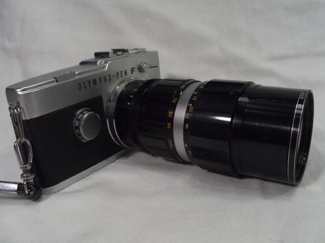 I87◇オリンパス PEN-FV◇ペン◇F1.8 38mm/3.5 50-90mm◇_画像10