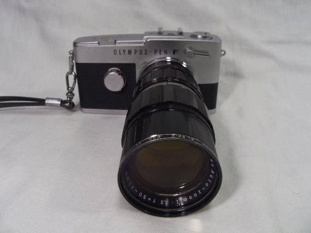 I87◇オリンパス PEN-FV◇ペン◇F1.8 38mm/3.5 50-90mm◇_画像8