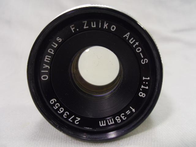 I87◇オリンパス PEN-FV◇ペン◇F1.8 38mm/3.5 50-90mm◇_画像6
