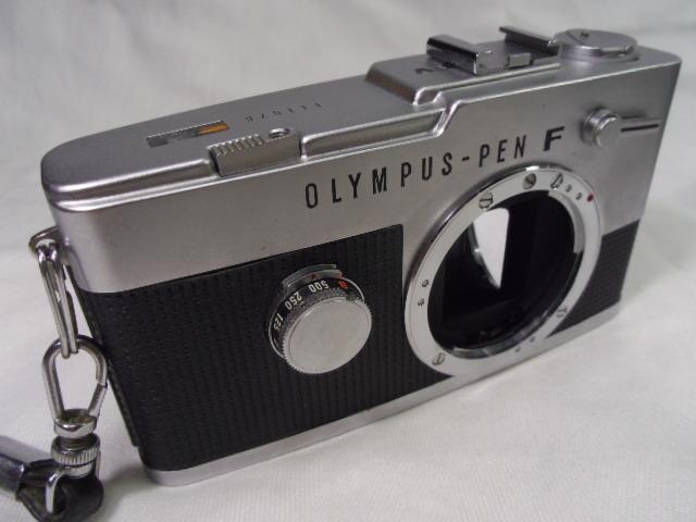 I87◇オリンパス PEN-FV◇ペン◇F1.8 38mm/3.5 50-90mm◇_画像3