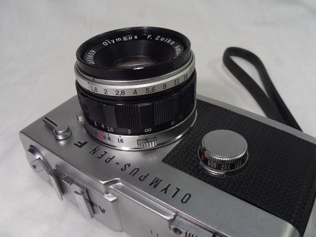 I87◇オリンパス PEN-FV◇ペン◇F1.8 38mm/3.5 50-90mm◇_画像7