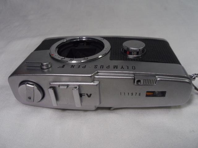 I87◇オリンパス PEN-FV◇ペン◇F1.8 38mm/3.5 50-90mm◇_画像4